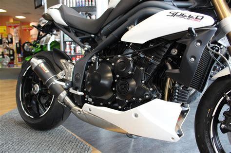 Marios Motorrad Shop Rostock öffnungszeiten by Umgebautes Motorrad Triumph Speed Triple 1050 Von Marios