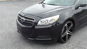 dub garage tis wheels on a 2013 malibu at rimtyme located