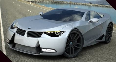 bmw supercar concept bmw 250tti supercar concept when renderings go far