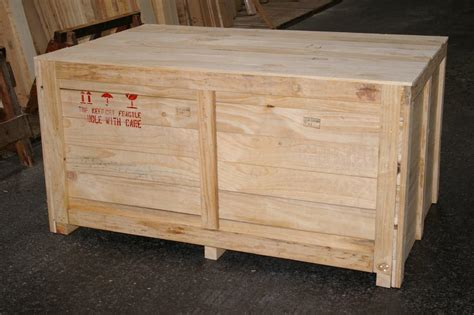 wooden crate plans  woodworking