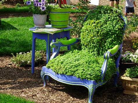 Green Chair Recycling by Debra Prinzing 187 Post 187 Mother S Day Gardening Project
