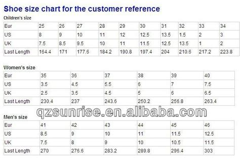 shoe size chart italy italian shoe size conversion quotes