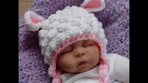 imagenes gorros infantiles gorros para ni 209 os con dise 209 os tejidos a crochet youtube