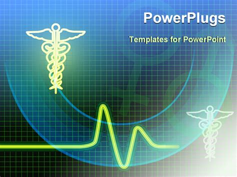 animated dermatology medical powerpoint template free medical