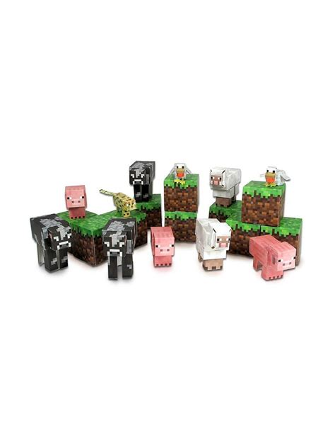 Minecraft Papercraft Toys R Us - minecraft papercraft animal mobs wholesale