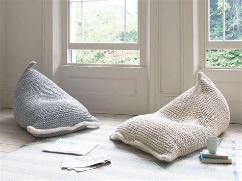 sandusa bean bag pillow bean bag fuf large foam chair by comfort research