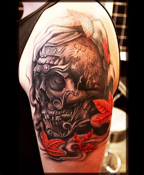 crazy skull tattoo designs 119 badass skull tattoos and designs inside skull