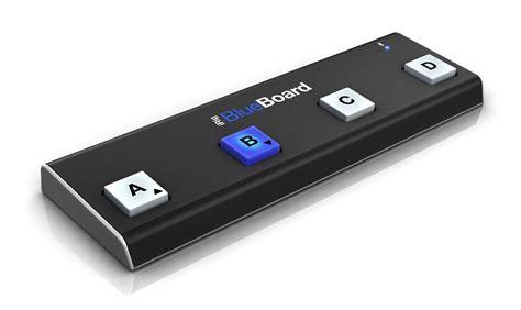 irig blueboard   wireless pedalboard  ios  mac cult  mac