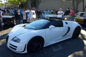 All White Bugatti White Bugatti Veyron Vitesse
