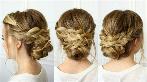 hairstyles braided updos 25 very stylish soft braided hairstyles ideas 2018 2019