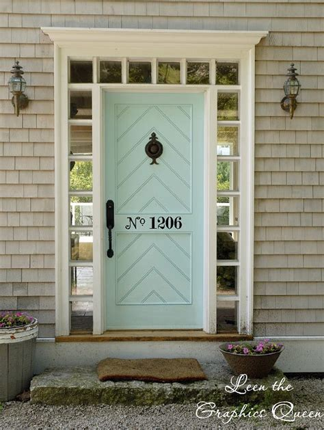 Blue Front Door Colors Favorite Paint Color Benjamin Wythe Blue