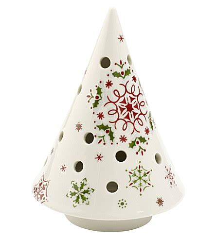 villeroy boch newmodern decorative christmas tree 15cm