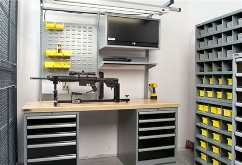 gunsmith work bench 17 best images about gunsmith reloading weapon storage