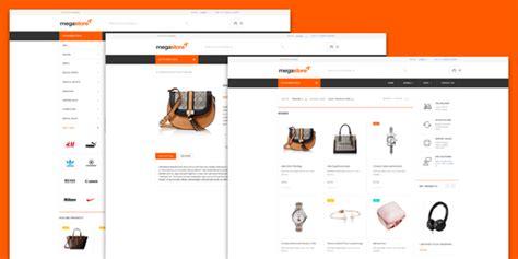 template joomla free ecommerce responsive ecommerce joomla template ja megastore