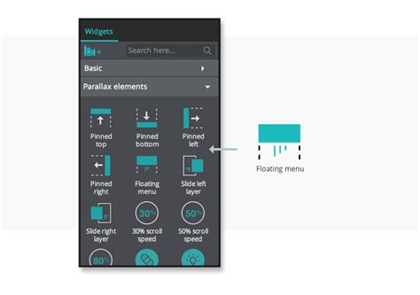 web design menu mobile how to design a fixed menu bar in your wireframe