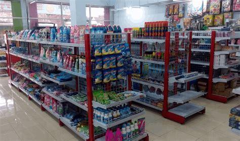 Rak Untuk Jualan Sembako rak toko kelontong modern adi rak minimarket