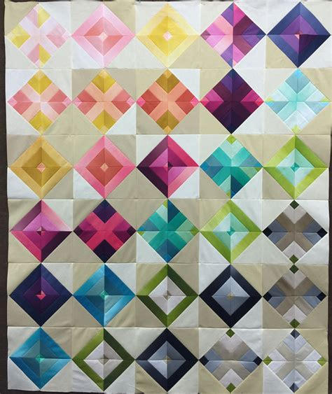 Quilt Blogs by The Quilting Bee Free Tutorial Ombr 233 Jelly Roll Quilt