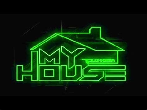 this is house music song welcome to my house new song full version music flo rida