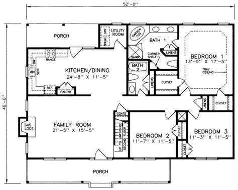 ultimate floor plans house plans home plans and floor plans from ultimate plans