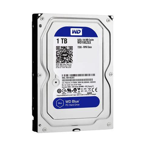 Disk Western Digital 1tb western digital wd10ezex 00rkka0 1tb sata blue desktop hdd cstday
