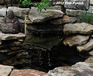 Rock Garden Fountains Home Made Garden Home Decorating Ideas
