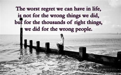 Regret Quotes Regret Quotes Collection