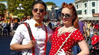 What Is Dapper Day by Dapper Day Descends On Disneyland Nerdist