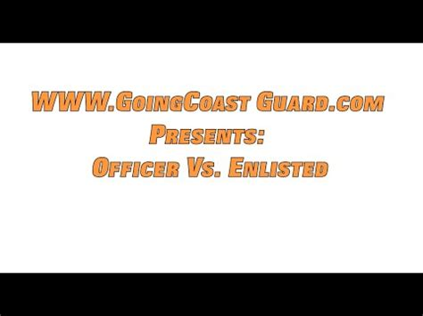 Difference Between Enlisted And Officer by Difference Between Going Officer And Enlisted In The
