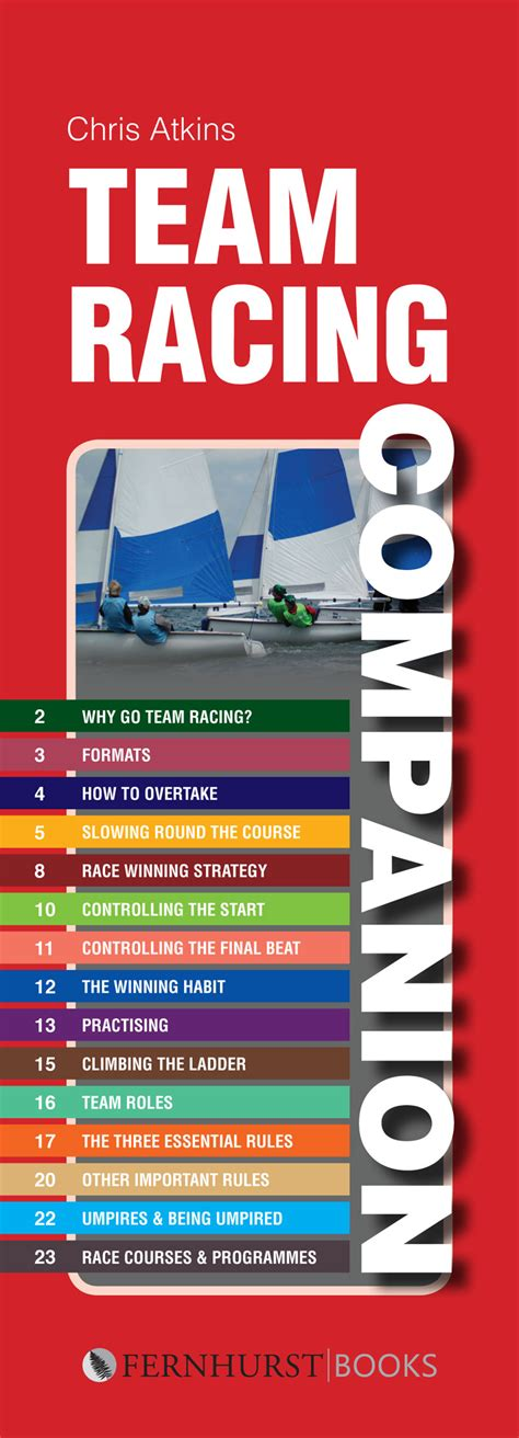 rooster tales memories of a boat racer books team racing companion by chris atkins on yachtsandyachting