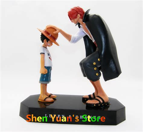 One Fever Toys Monkey D Luffy 2014 new one op child monkey d luffy shanks figure toys reminiscence 17 cm pvc