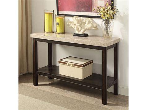 Calgary Dark Walnut Sofa Table Shop For Affordable Home Sofa Tables Calgary