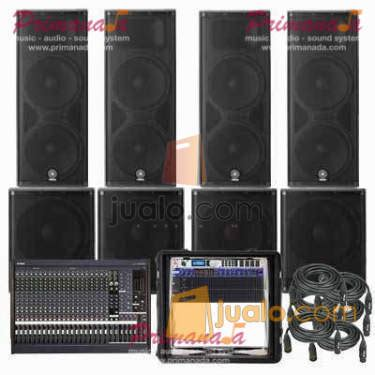 Jual Speaker Aktif Murah Di Jakarta jual paket sound system organ tunggal 5000 watt harga sangat murah jakarta jualo