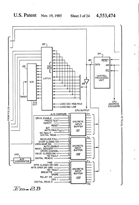 Cabin Pressure Meaning by Patent Us4553474 Aircraft Cabin Pressurization System