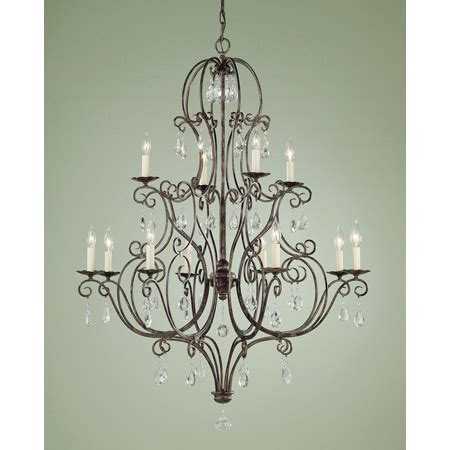 Murray Feiss Chateau Chandelier Murray Feiss F1938 8 4mbz Chateau Twelve Light Chandelier