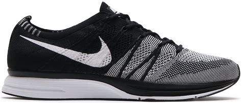 Termurah Sepatu Nike Flyknit Racer Oreo Premium nike flyknit trainer oreo