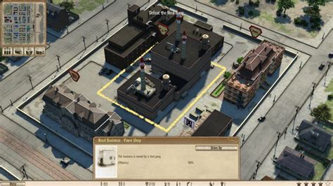 omerta city  gangsters    crime filled  sims  xcom style combat review