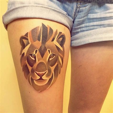 sasha unisex tattoo the 26 coolest animal tattoos from russian artist