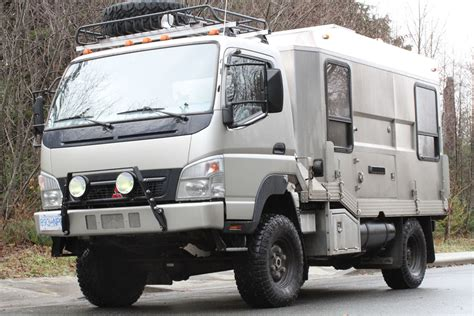 mitsubishi fuso 4x4 expedition vehicle mitsubishi fuso 4x4 expedition vehicle imgkid com