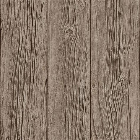 Rustic Bathroom Designs by Muriva Bluff Wood Panel Faux Effect Wallpaper Brown J02417