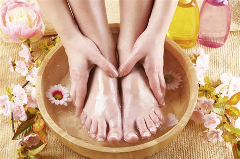 Foot Spa Rendaman Kaki soak away aches emmi s essentials aromatherapy