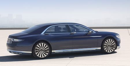 lincoln continental new for 2017 vehiclevoice