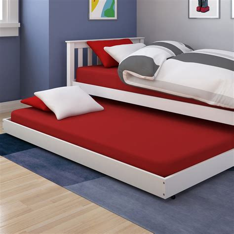 corliving monterey trundle bed kids trundle beds at