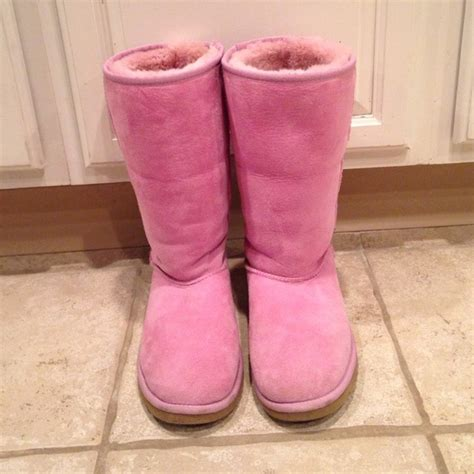 Light Pink Ugg Boots by 36 Ugg Boots Light Pink Ugg Boots From S