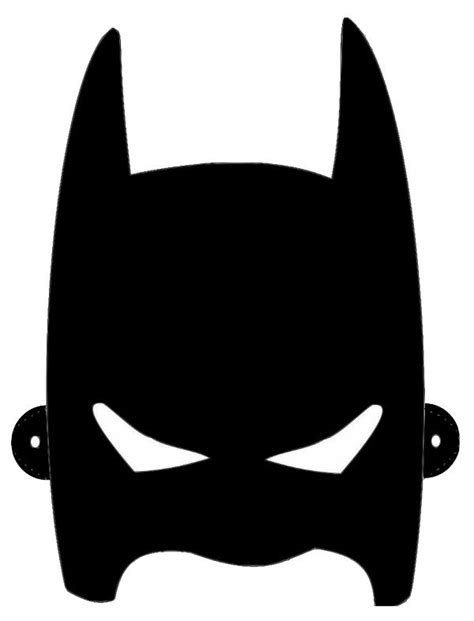 batman mask template 600xnxprintable batman mask