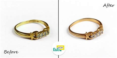 how to make gold jewelry shine cleaning brass jewelry style guru fashion glitz