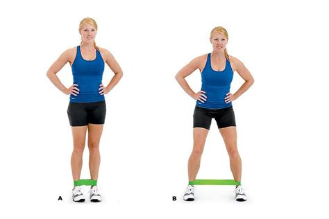 what does a lateral resistor do 39 best ideas about resistance loop squats on target and glutes