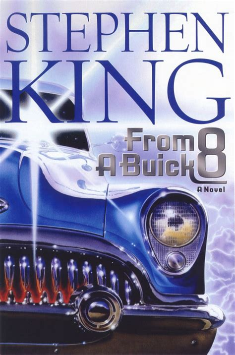 from a buick 8 a novel books kev s stephen king house of from a buick 8