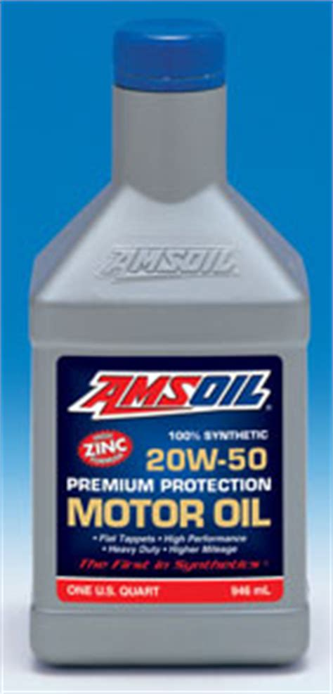 20w 50 synthetic premium protection motor oil