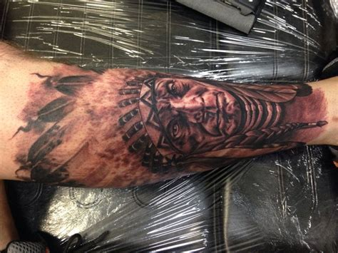 sioux tribal tattoos 17 best ideas about indian chief on