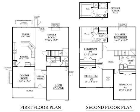 Ranch Style Floor Plans 3000 Sq Ft by Houseplans Biz House Plan 2310 A The Kennsington A